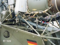 Alouette II, 15+30, Flugplatz Eggebek, 24. August 2003