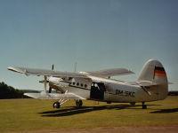 An-2, Classic Wings, Flugplatz Atterheide, 19.06.2005