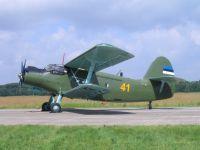 An-2, Estnische Luftwaffe, Vliegbasis Volkel, 14. Juni 2013