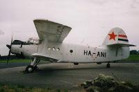 An-2, HA-ANI, 04.07.1998, Vliegbasis Leeuwarden