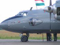 An-26, Ungarische Luftwaffe, Vliegbasis Volkel, 14. Juni 2013