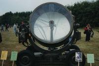 GE Searchlight, Vliegbasis Gilze-Rijen (NL), 6. Juli 2002