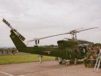 Agusta Bell 212, 5D HU, Bundesheer, Internationales Hubschrauberlehrzentrum Bückeburg, 11. Juni 2016