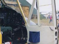 AB 412SP, R01, Flugplatz Eggebek, 24. August 2003