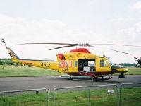 AB 412SP, R03, Vliegbasis Twenthe, 20. Juni 2003