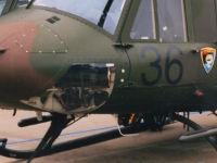 Bell 412, H2-36, Slovenska Vojska, Vliegbasis Leeuwarden, 04.07.1998