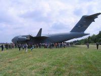 C-17A, Ungarische Luftwaffe, 14.06.2013, Vliegbasis Volkel, 14. Juni 2013