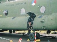 Boeing CH-47D+, Koninklijke Luchtmach, Vliebasis Twenthe, 20. Juni 2003