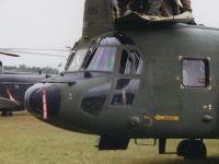 Boeing CH-47D+, Koninklijke Luchtmach, 6. Juli 2002, Vliebasis Gilze-Rijen