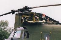 Boeing CH-47D+, Koninklijke Luchtmach, 4. Juli 1998 Vliebasis Leeuwarden