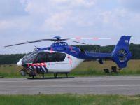 EC-135, PH-PXC, Dienst Luchtvaartpolitie, Vliegbasis Volkel (NL), 14. Juni 2013