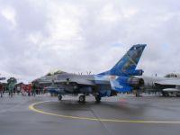 F-16AM, Belgische Luftkomponente, Flugplatz Nordholz, 18.08.2013