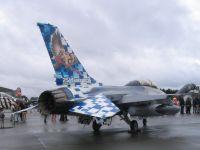 F-16BM, Belgische Luftkomponente, Flugplatz Nordholz, 18.08.2013