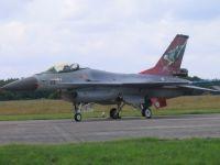 F-16AM, Niederländische Luftwaffe, 14.06.2013