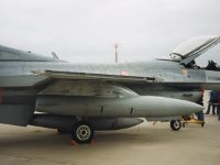F-16C, 92-0011, Türkische Luftwaffe, Flugplatz Eggebek, 24. August 2003