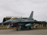 F-16D, 92-0024, Türkische Luftwaffe, Flugplatz Eggebek, 24. August 2003