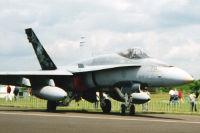 CF-188, 416 Sqn., Twenthe 20.06.2003