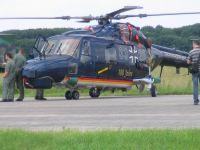 Lynx Mk. 88a, Bundesmarine, Vliegbasis Volkel, Juni 2013