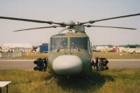 Westland Lynx, Pfingsten 1988