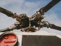 Mi-8, FlgBschft BMVg, Flugplatz Rheine-Hopsten, 31. August 1998