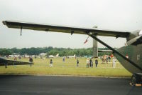 Shorts SC-7 Skyvan, Bundesheer, Vliegbasis Gilze-Rijen 06.07.2002