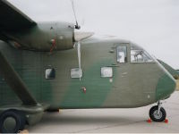 Shorts SC-7 Skyvan SRS 3M, Bundesheer Fliegerdivision, Fliegerregiment 1 , Fliegertruppe, Flugplatz Eggebek